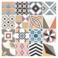 PATCHWORK COLOURS 20X20 (22104)