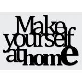 DEKOSIGN, MAKE YOURSELF AT HOME 60X40  z kolekcji DEKOSIGN