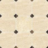 DUNIN, TRAVERTINE OCTAGON 100 MOZAIKA KAMIENNA 30.5X30.5  z kolekcji TRAVERTINE EMPERADOR