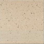 OPOCZNO HYPERION H4 BEIGE GRES STOPNICA 29.7X29.7