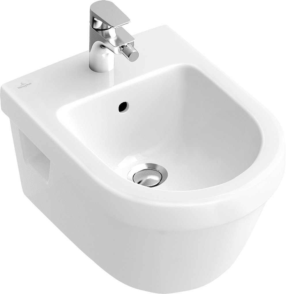 v b bidet architectura 5484 370 x 530 mm weiss alpin ceramicplus architectura villeroy. Black Bedroom Furniture Sets. Home Design Ideas